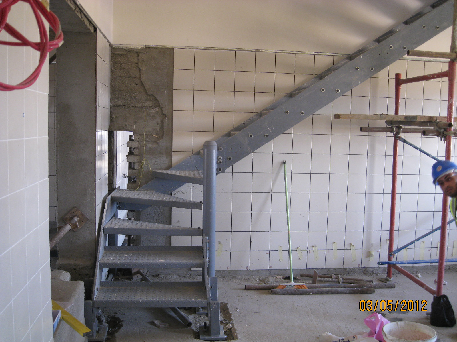 Steel Stairs CFC  (4)