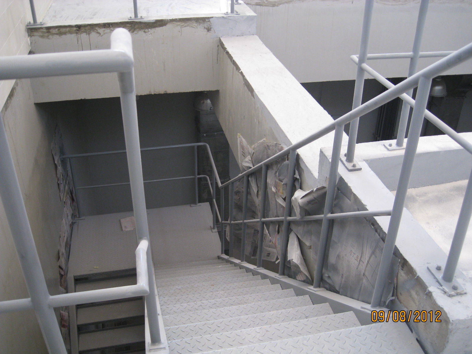 Steel Stairs CFC  (10)