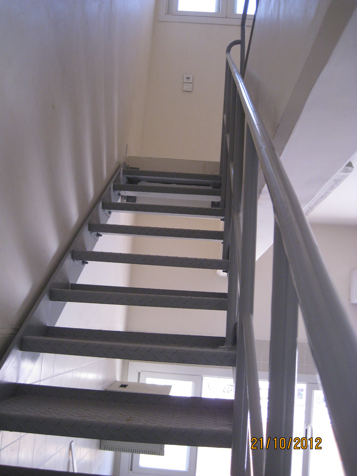 Steel Stairs CFC  (20)