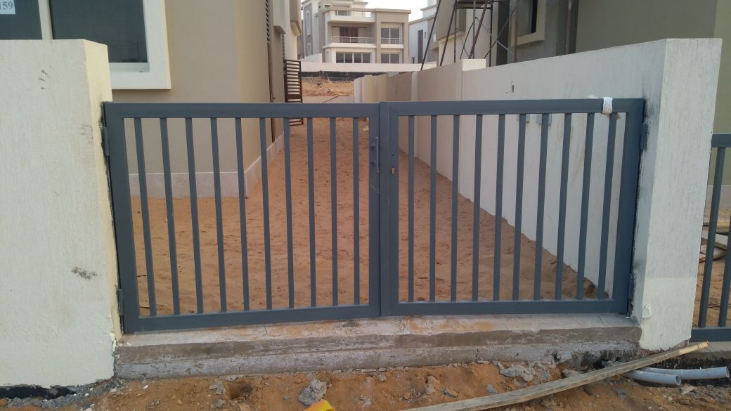 Steel Handrail at Oriana Project (9)